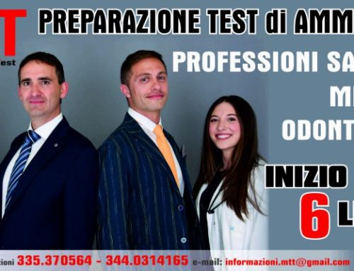 Corso Medical Training Test: preparazione Test Medicina, Veterinaria e Professioni sanitarie